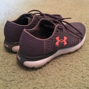 Under Amour running shoes